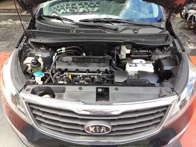 Kia Sportage EX 2.0 Versão AWD 4X4 2012 Aut. Imperdível Financia 100% - Foto 5