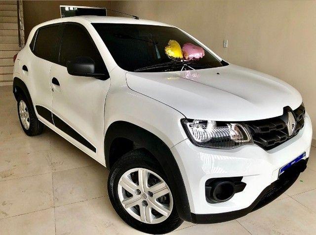 Renault Kwid Zen 1.0 Mec - 2019/2020