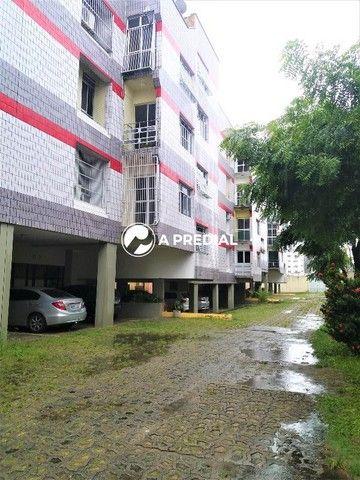 Apartamento para aluguel, 3 quartos, 1 suíte, 1 vaga, Benfica - Fortaleza/CE - Foto 4