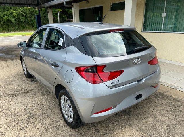 Hyundai HB20 Sense 1.0 Flex 2021 - Foto 6