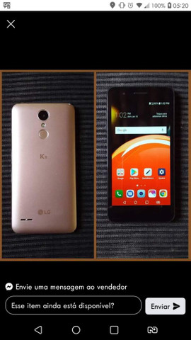 Celular LG K9 - Foto 3
