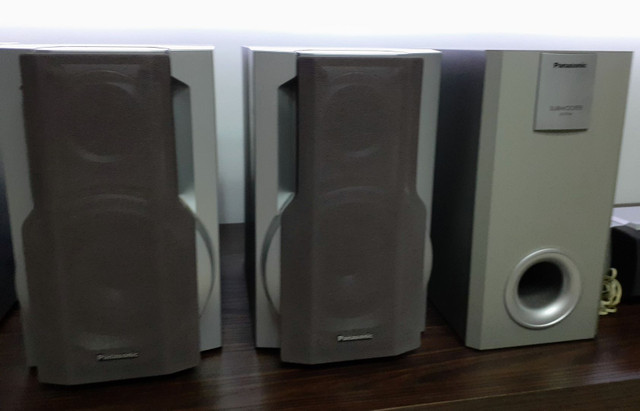 Home/Dvd stereo system SA-DK20 Panasonic - Foto 3