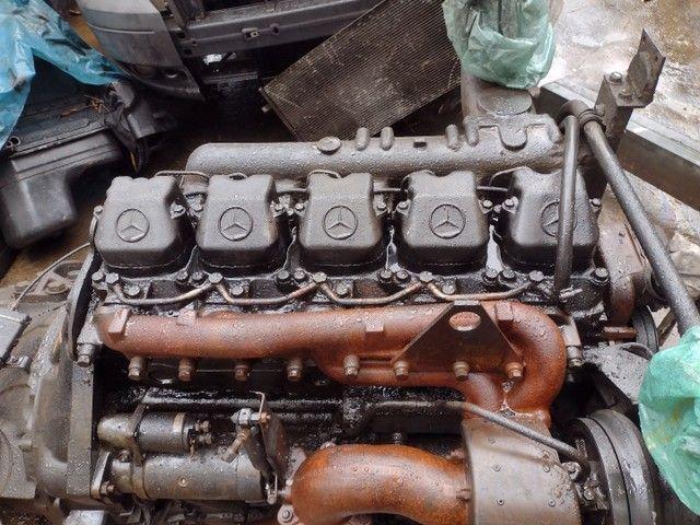 Vendo motor 449 5 cilindros