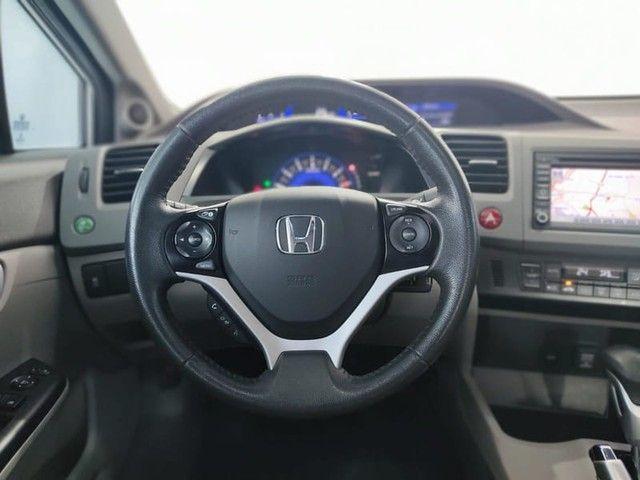 Honda CIVIC EXR 2.0 16V FLEX AUT. - Foto 12