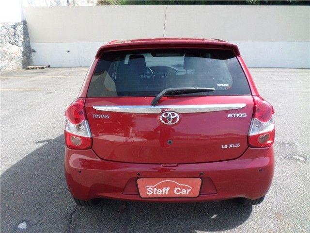 Toyota Etios 2014 1.5 xls 16v flex 4p manual - Foto 5