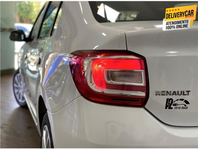Renault Logan 2020 Life- Único dono - Foto 5
