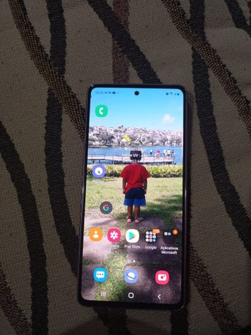 Smartphone Samsung Galaxy S20 FE 256GB Cloud Mint<br><br>
