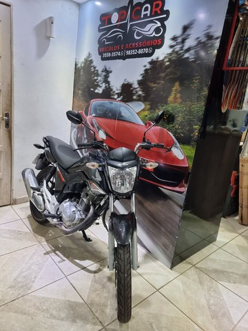 HONDA CG FAN 160 2019 IMPECÁVEL  - Foto 7