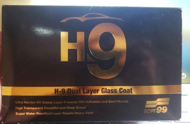 Vitrificador H-9 Dual Layer Glass Coating - SOFT99-100117