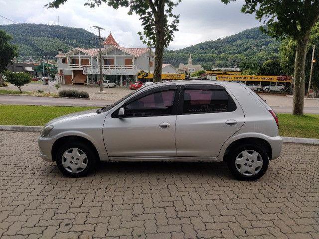 Chevrolet Celta LT 1.0 imposto 2021 pago2014 - Foto 4