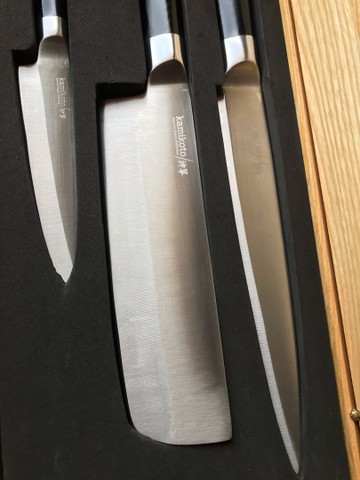 Sushi Facas Japonesas...sashimi  - Foto 5