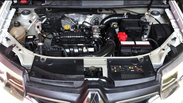 Renault Logan zen Flex 1.0 - Foto 12