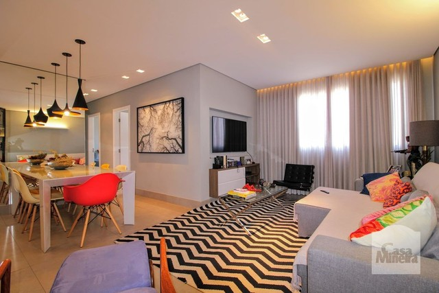 Apartamento à venda com 3 dormitórios em Santa efigênia, Belo horizonte cod:345220