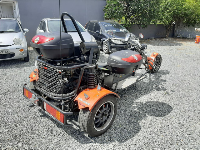 Triciclo 1600cc 2018 diferenciado exclusivo abaixo da tabela fipe 42 por 34.900 - Foto 5