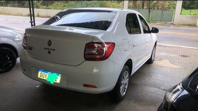 Renault Logan zen Flex 1.0 - Foto 8