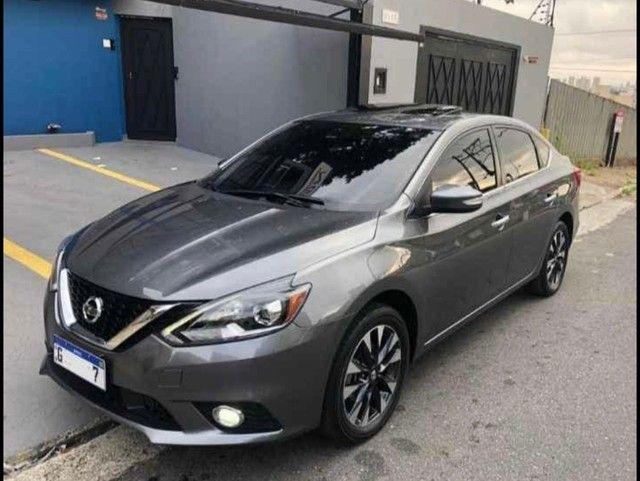 RI -Nissan Sentra 2019 c/ GNV parcelamos)