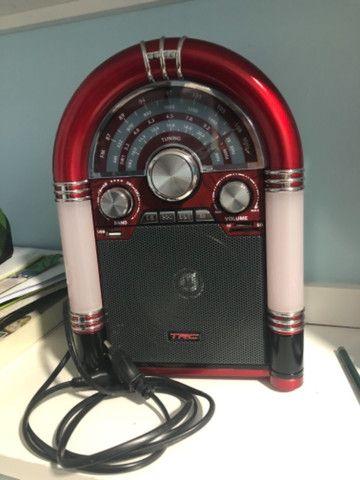 Caixa de som e Rádio - Foto 2
