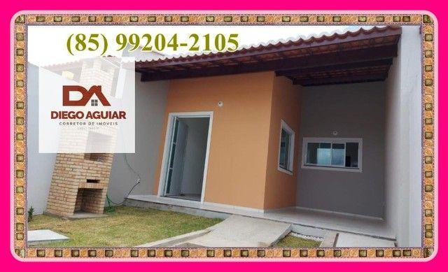 Casas em Pedras/Barrocão - Itaitinga )(*&¨%