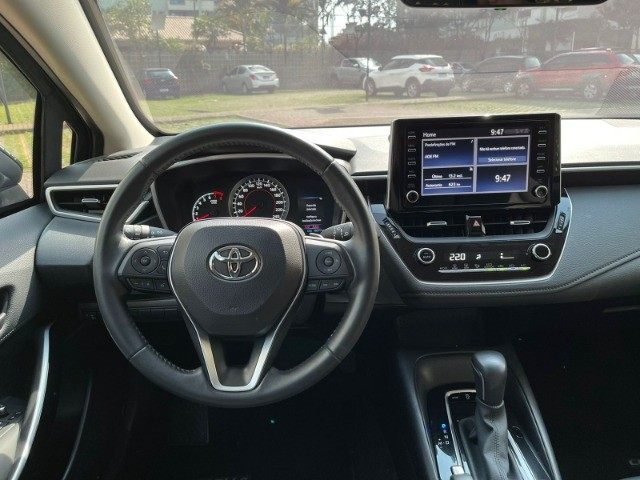 Toyota Corolla 2.0 XEI 2020 + Blindado + Automático + Baixa KM - Foto 12