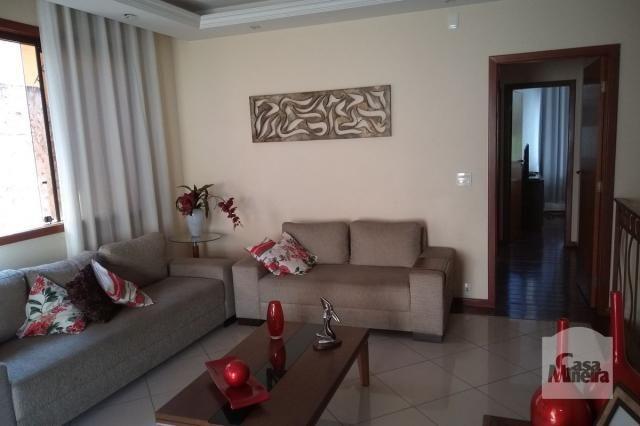 Casa à venda com 4 dormitórios em Alto caiçaras, Belo horizonte cod:221539
