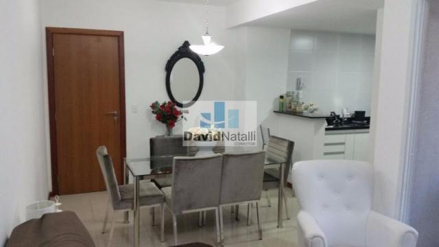 Excelente Apartamento 2 quartos com suíte com vista para o canal de Camburi no Barro Verme
