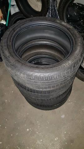 Jogo pneus 235/50 r18 - Foto 5