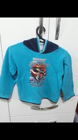 Conjunto de frio R$20,00 calça jeans R$10,00