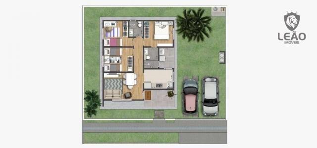 Casa à venda com 3 dormitórios em Campestre, São leopoldo cod:1586 - Foto 14