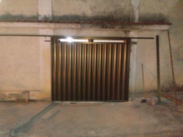 Portões de alumínio automatizados