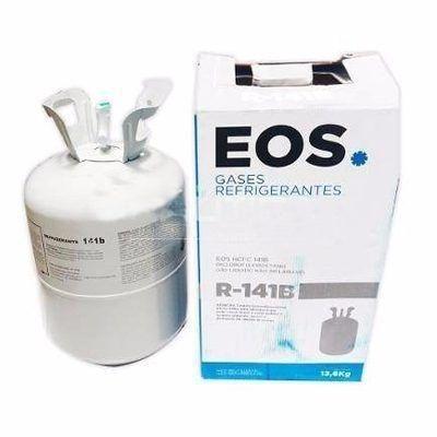 Gás r141b 13,6kg EOS