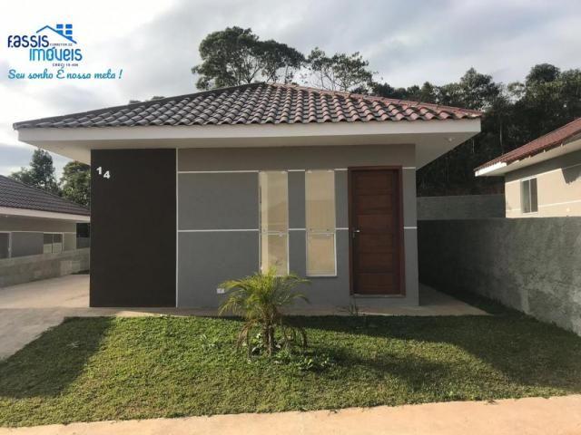 Condomínio fechado com 03 dormitórios a partir de r$ 189.900,00 use fgts - Foto 19
