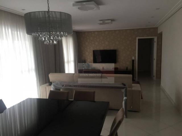 Apartamento com 3 dormitórios à venda, 156 m² por r$ 750.000,00 - jardim das indústrias -  - Foto 3