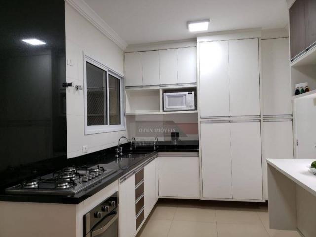 Apartamento com 3 dormitórios à venda, 156 m² por r$ 700.000 - jardim das indústrias - são