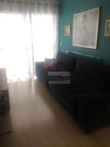 Apartamento com 3 dormitórios à venda, 142 m² por r$ 640.000 - jardim das indústrias - são - Foto 9