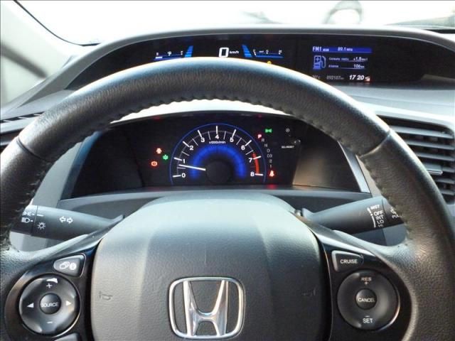 Honda Civic 1.8 Lxs 16v - Foto 11