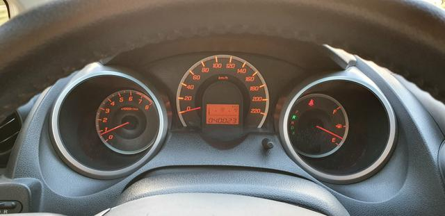 Honda Fit EX 2013 Flex Cor:Prata 40.000Km - Foto 3