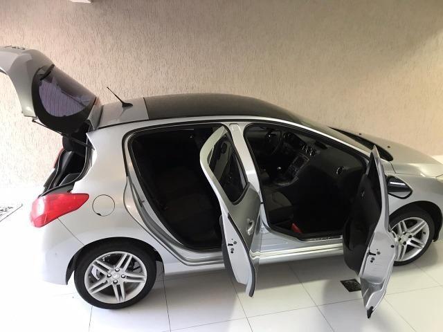 Peugeot 308 Allure 2.0 flex 2013 avalio troca maior ou menor valor - Foto 20