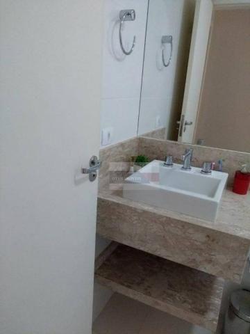 Apartamento com 2 dormitórios à venda, 75 m² por r$ 450.000 - jardim das indústrias - são  - Foto 13