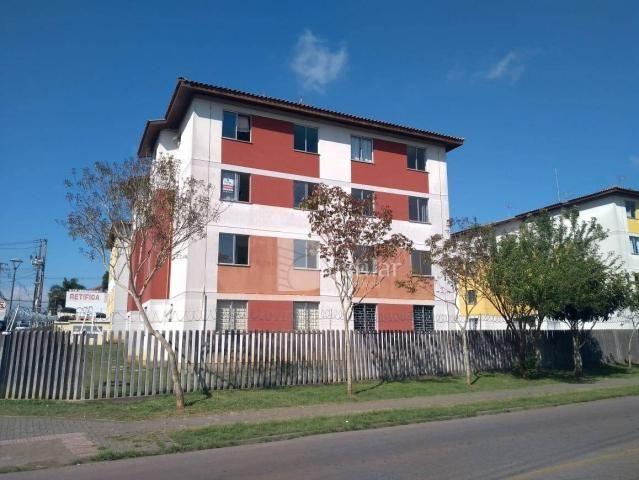 Apartamento 02 quartos na Cidade Industrial, Curitiba