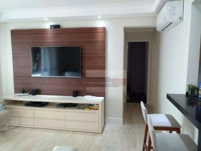 Apartamento com 2 dormitórios à venda, 75 m² por r$ 450.000 - jardim das indústrias - são  - Foto 14