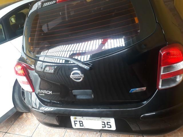 Nissan March completo ano 2011/2012 - Foto 5