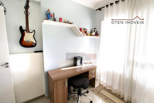 Apartamento com 4 dormitórios à venda, 156 m² por r$ 750.000 - jardim das indústrias - são - Foto 11