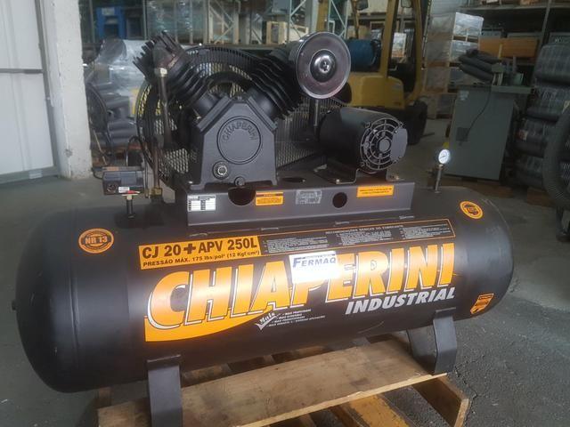 Compressor Chiaperni 20 Pés