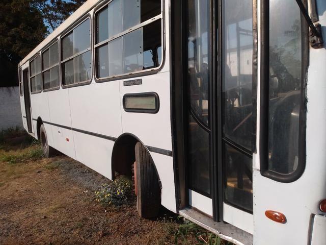 Ônibus MB 1418 R$ 27.000 - Foto 4