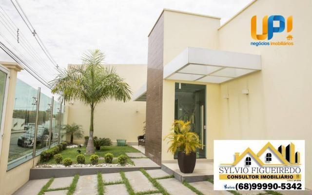 Casa com 3 dormitórios à venda, 288 m² por R$ 950.000 - Conjunto Procon - Rio Branco/AC - Foto 4
