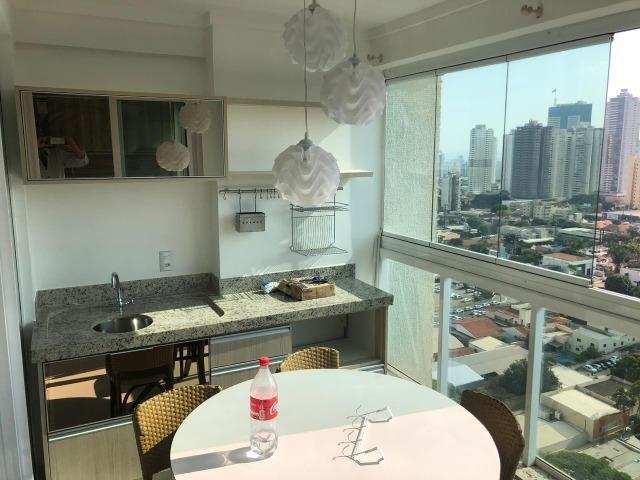 Apartamento 2 Quartos 1 suite 1 vaga em frente Vaca Brava ao lado do Goianaia Shopp - Foto 16