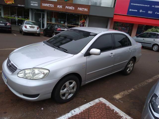 Corolla xei 1.8 aut 2006
