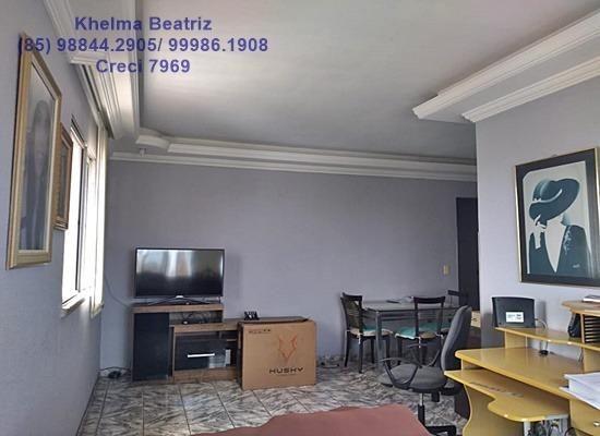 Apartamento 100m², nascente total, andar alto - Centro - Foto 3