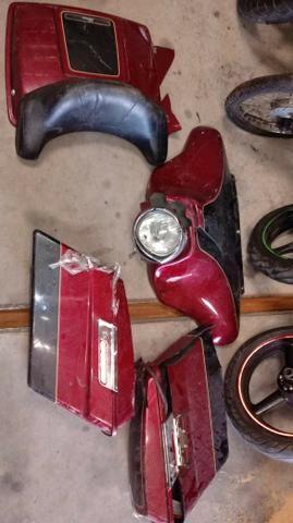 Moto P/ Retiradas De Peças/sucata Harley Davidson Flhtc 1600 - Foto 2