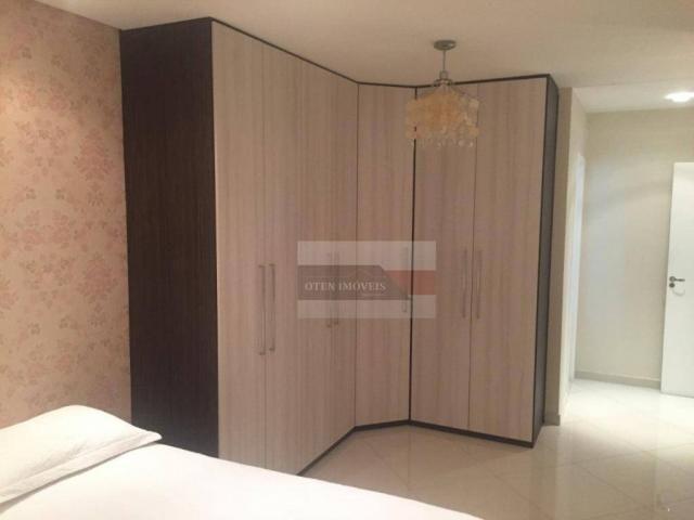 Apartamento com 3 dormitórios à venda, 156 m² por r$ 750.000,00 - jardim das indústrias -  - Foto 9